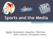 Sports and the Media