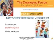 DP Chapter 8 b Early Childhood - Braind Development NARRATED