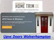 Upvc Doors Wolverhampton