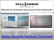 Home Security Systems Cincinnati