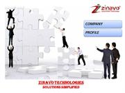 Zinavo Technologies - Web Design Company Banglore
