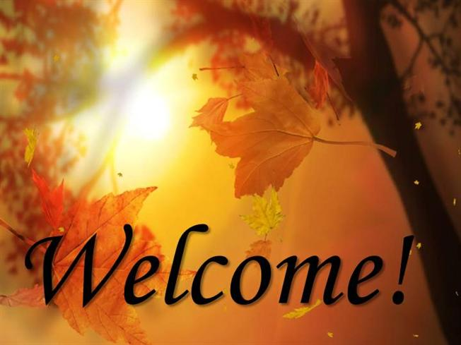 welcome center powerpoint october 2012 |authorstream, Powerpoint templates