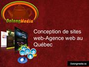 Conception de sites web-Agence web au Quebec