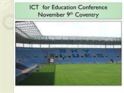 Coventry Conference Presentation