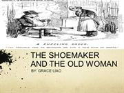 the shoemaker and the old woman  changed version