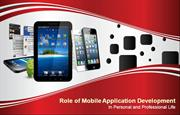 Role of Mobile Application Development in Personal and Professional li
