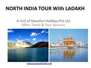 Winter Package for North India Tour with Ladakh