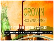 crown capital management l A solution for Asian carp infestation