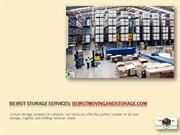 Document Storage & Removal Services