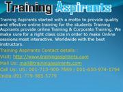 SAP ABAP Online Training Course content  @ Training Aspirants