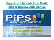 Pips Profit Model- Pips Profit Model Review And Bonus