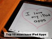Top 10 must have iPad Apps