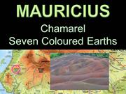 Mauritius - Seven Coloured Earths - 2012