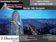 Michael Schumacher World Champion Tower Gurgaon-Buniyad