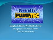 powered by pumptec 3 NPMA