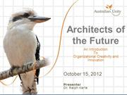 Architects of The Future 1