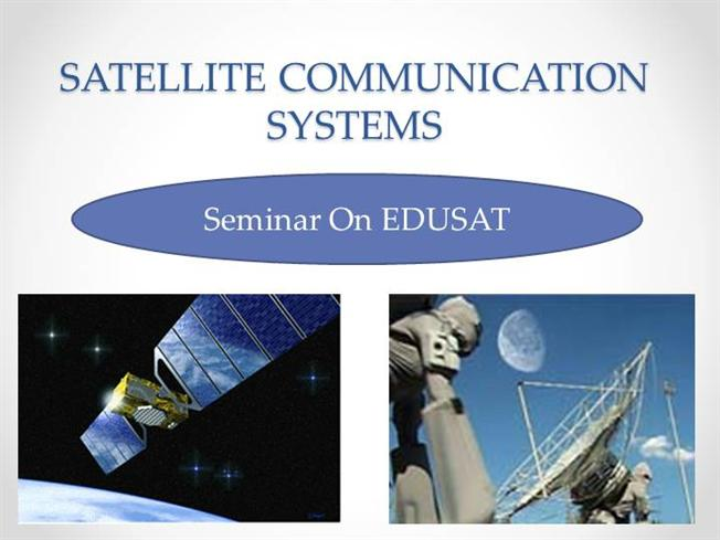edusat satellite
