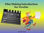 Film-Making Introduction