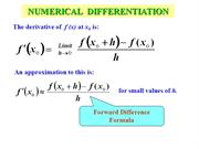06_Numerical_Differentiation_Integration