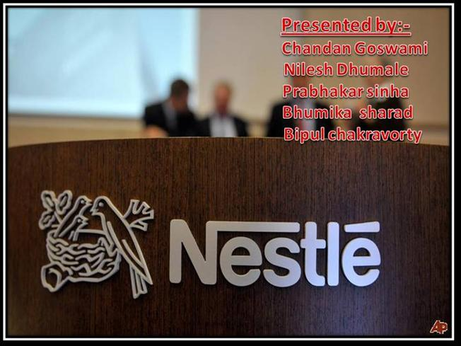nestle completed |authorstream, Presentation templates