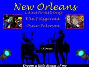 New Orleans - Armstrong - Fitzgerald - Peterson