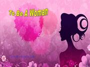 To Be A Woman - La Phu Nu