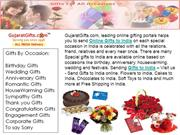 Send Online Gifts to India on each special occasion