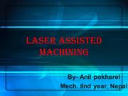 Laser assisted machining