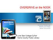 NOOK and OverDrive