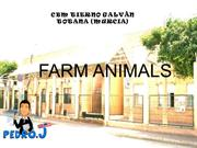 1.Farm animals