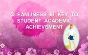 Impact of cleanliness on a student's academic achievement