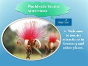 Worldwide Tourist attractions