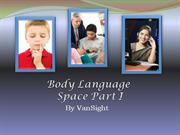 2- Body Language Space
