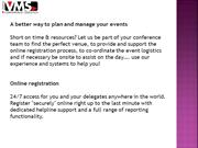 Event Management| Conference Organisers