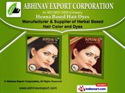 Henna Powder & Hair Dyes by Abhinav Export Corporation, Chennai