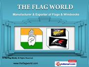 Flags by The Flag World, Mumbai