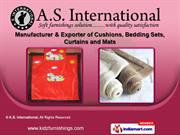 Home Textiles Products by A.S. International, Noida