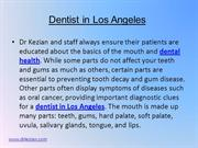 Dentist in Los Angeles 10-15