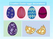 CROATIAN EASTER EGGS DECORATIONS2