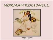 Norman Rockwell 1894 - 1978