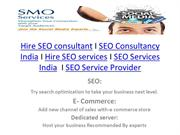 Hire Seo Consultants