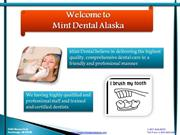 Mint Dental Alasla dental bonding