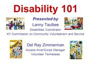 A6 Disability Inclusion