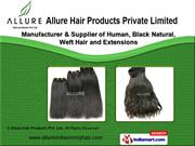 Human Hair Extension by Allure Hair Products Private Limited, Chennai