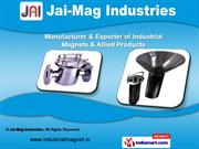 Industrial Magnets & Allied Products by Jai Mag Industries, Surat