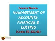 Module-1_Introduction to Financial Statements _RKT
