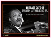 The Last Days Of Martin Luther King