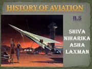 AVIATION OF HISTORY