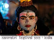 Navratri Festival 2012 - India (part2)