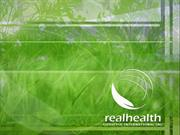 Real Health  New Catalog Presentation